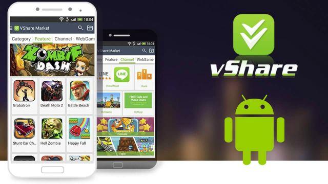 تحميل vshare متجر تطبيقات للآيفون وللأندرويد