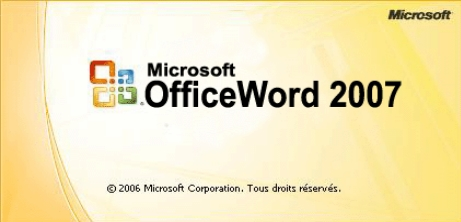 تحميل برنامج وورد 2007