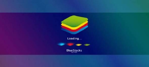 تحميل برنامج بلو ستاك bluestacks
