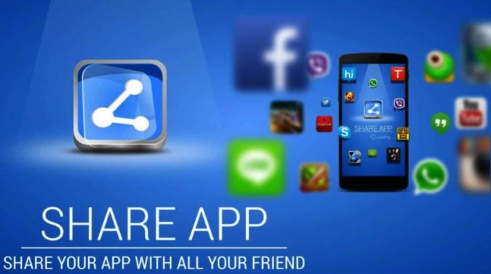 تحميل برنامج شير ابس share app