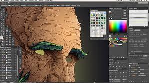 تحميل برنامج إليستريتور Illustrator