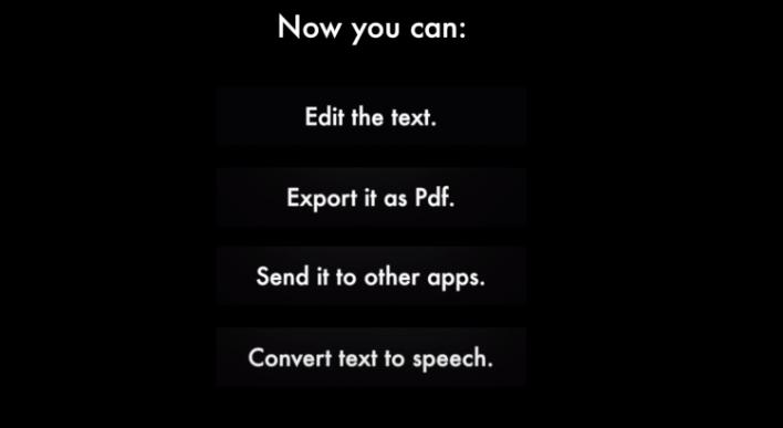 مميزات Text Fairy بديل برنامج كام سكانر