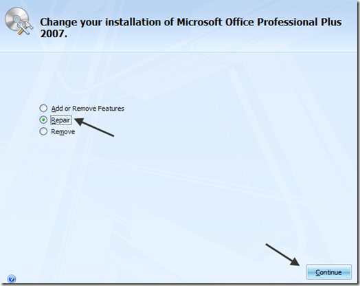 إصلاح مايكروسوفت وورد قد توقفت عن العمل