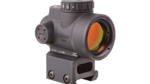 Trijicon MRO Red Dot with AC32068 True Co-Witness Mount MRO-C-2200005