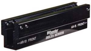 Wheeler Delta Series AR Upper / Pic Rail Vise Block 156888