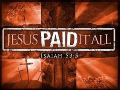 isa-535-jesus-paid-it-all