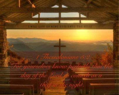 1 thessalonians 6&21