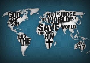 John 3-17 World
