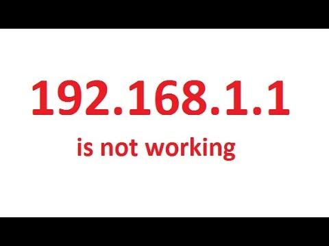 حل مشكلة لا استطيع الدخول الى صفحة الراوتر 19216811