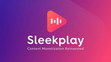 مشروع sleekplay