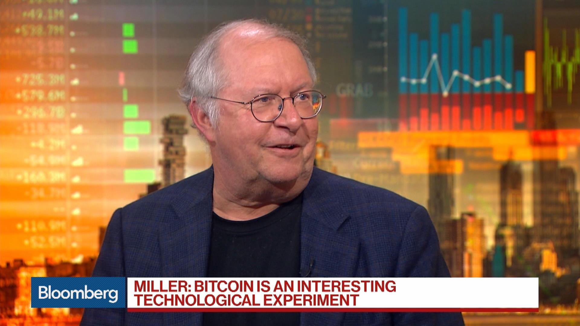 بيل ميلر متفائل بمستقبل البيتكوين