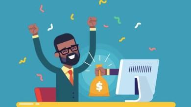 ربح مال من العملات الرقمية