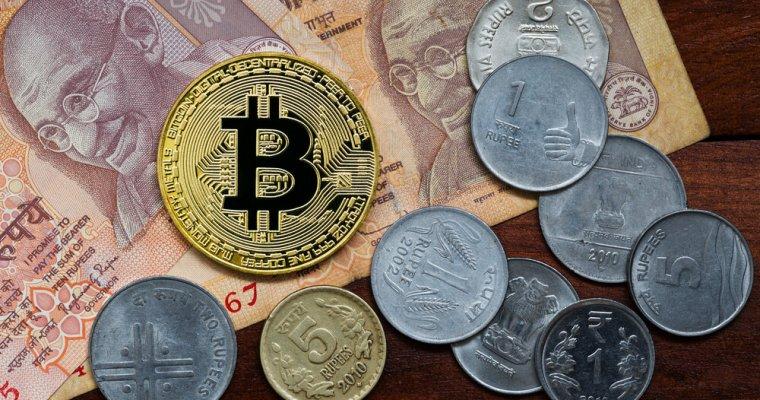 اسواق تداول العملات الرقمية المشفرة في الهند