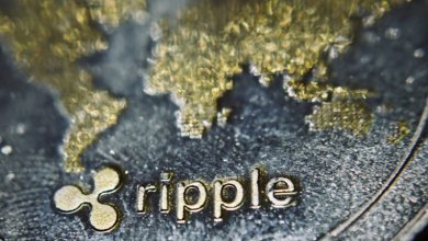 مبيعات الريبل (XRP) للأصول الرقمية