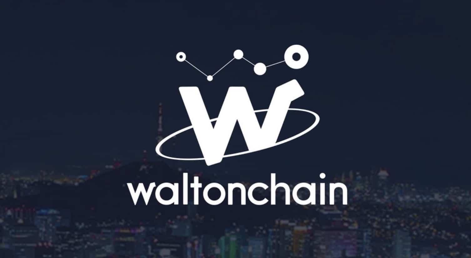 مشروع Waltonchain