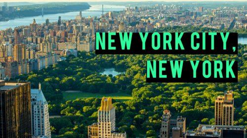 مدينة نيويورك، نيويورك