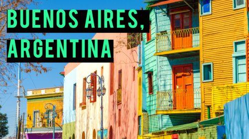 بوينس آيرس، الأرجنتين