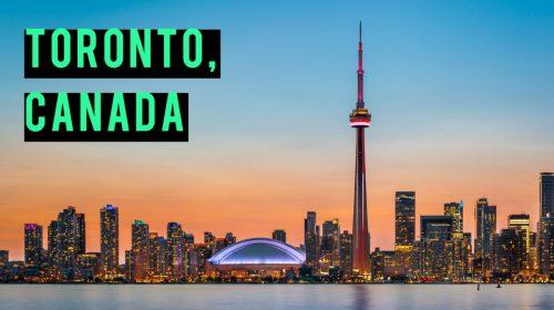 تورنتو، كندا