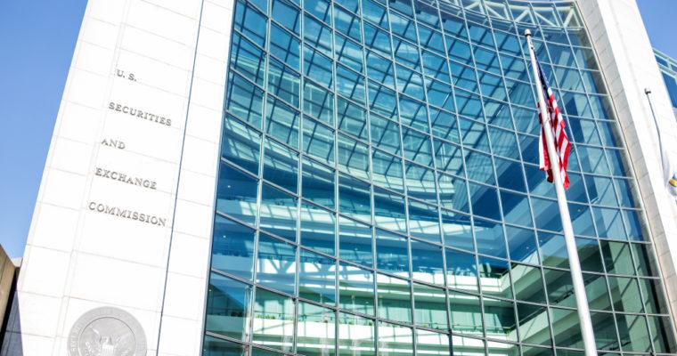 هيئة الأوراق المالية والبورصات الأمريكية Sec تجبر مشروعين Ico
