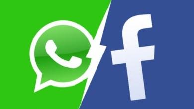 فيسبوك و واتساب