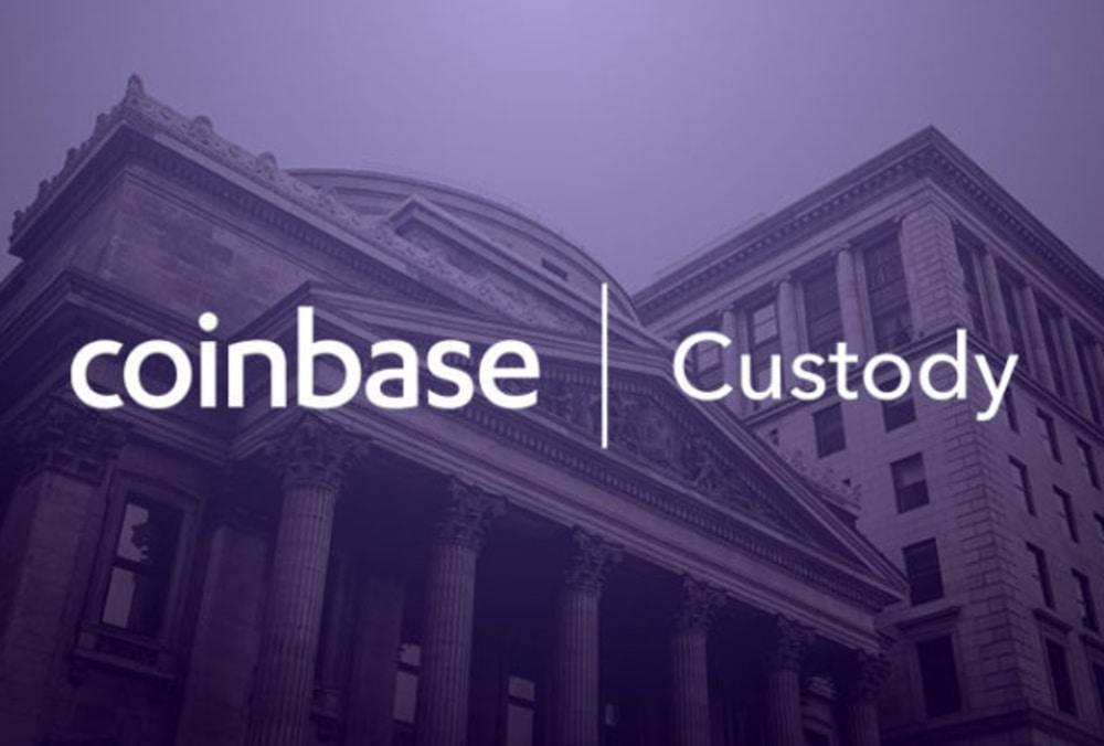 الرئيس التنفيذي لمنصة Coinbase: لدينا الأن في Coinbase Custody مليار دولار