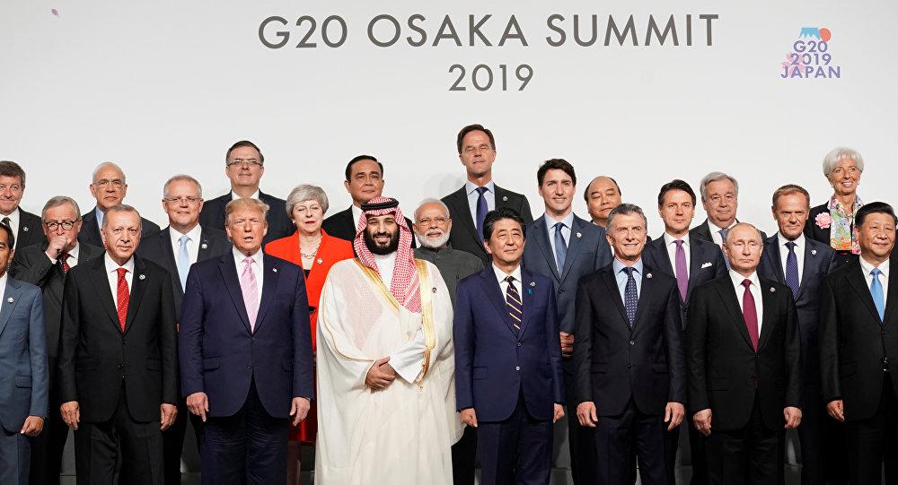 أهم ما تطرقت إليه مجموعة العشرين حول العملات الرقمية المشفرة