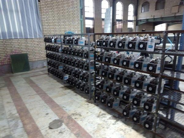 إيران تعترف بـ صناعة الكريبتو و صناعة تعدين البيتكوين و العملات الرقمية