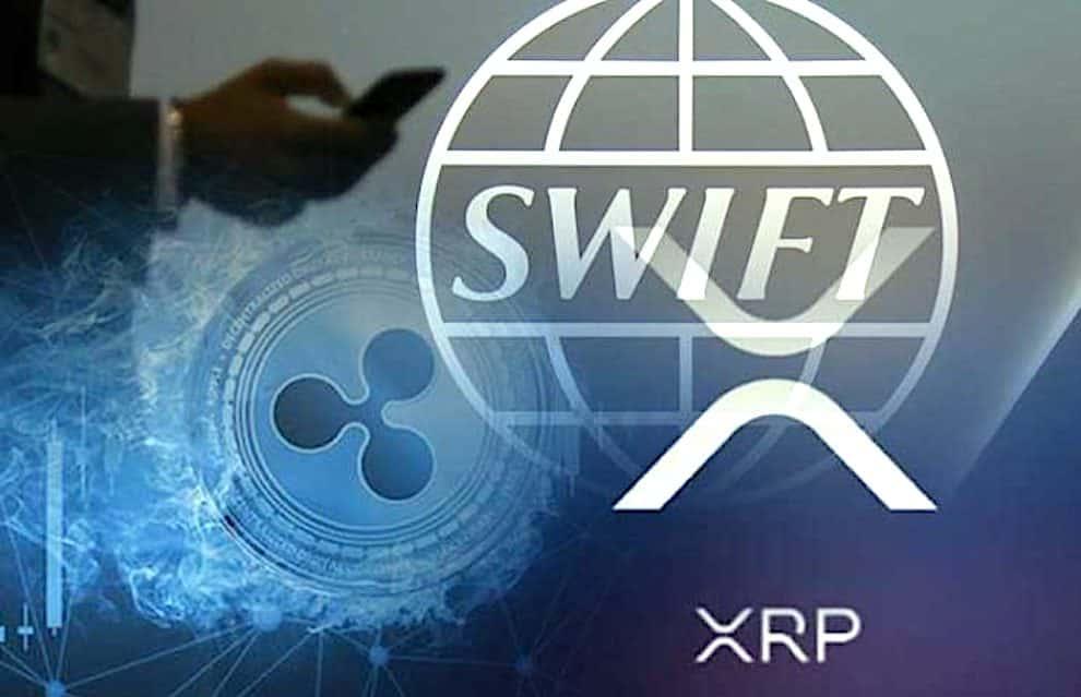 شركة SWIFT تقوم بتجارب ناجحة تنافس تقنيات الريبل
