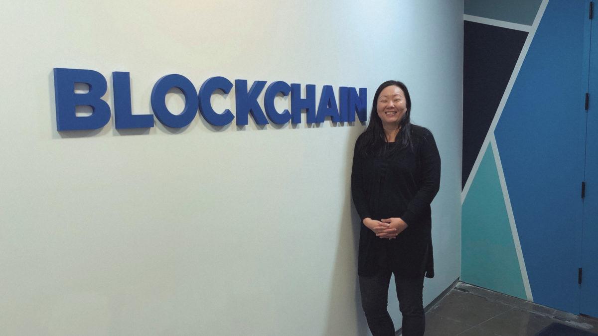 مديرة المكتب المالي لشركة بلوكشين تكشف عن تحضير شركتها للاكتتاب العام