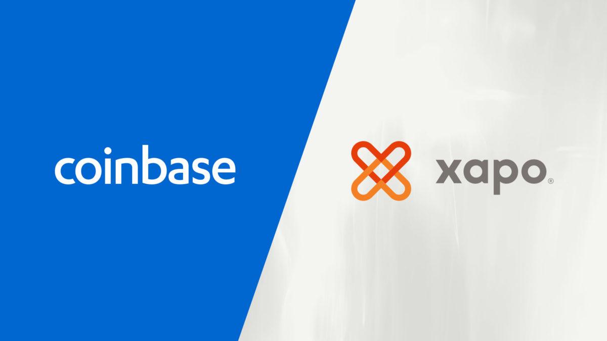 منصة التداول Coinbase تستحوذ على شركة Xapo المختصة في حفظ العملات المشفرة