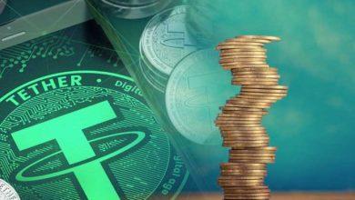 عملة تيثر Tether الدولار الرقمي USDT وتفوقه على البيتكوين