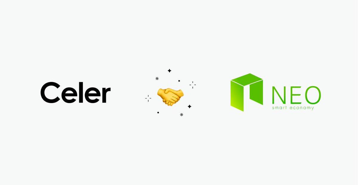 شراكة بين NEO و شبكة Celer لتحسين النظام البيئي للتطبيقات اللامركزية