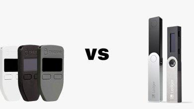 مقارنة بين أشهر محافظ العملات الرقمية... أيهما الأفضل؟