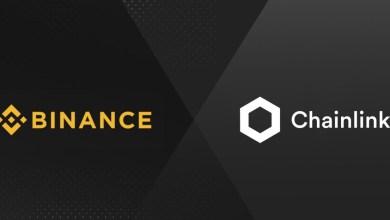 شراكة جديدة بين منصة بينانس و مشروع (Link)
