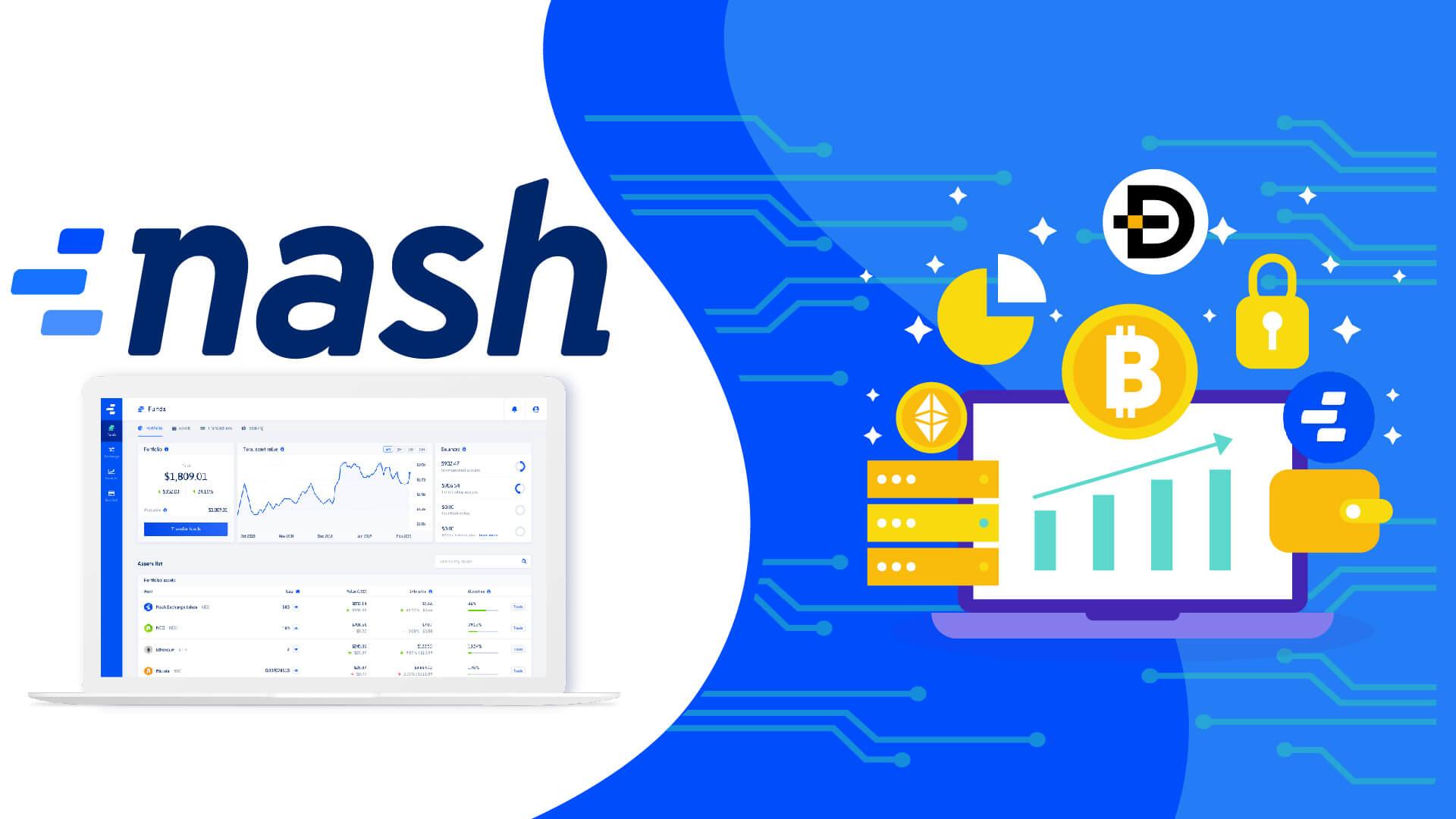 مطور: منصة Nash لتداول العملات الرقمية غير قابلة للاختراق