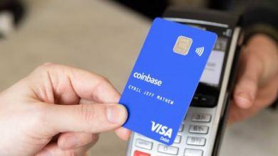بطاقة كوين بايس تضيف المزيد من العملات المشفرة وتتوسع نحو 10 دول جديدة