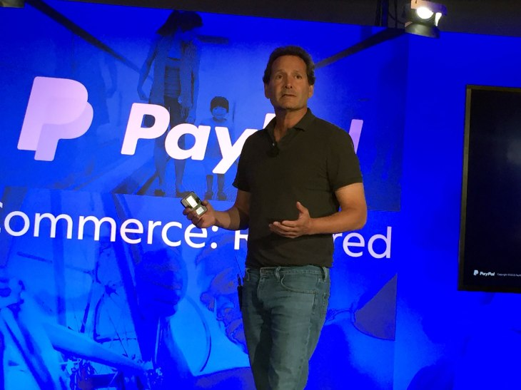 المدير التنفيذي لشركة بايبال يعترف بأنه يحتفظ ببعض البيتكوين