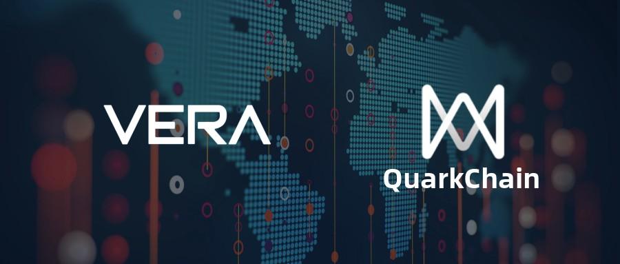 شراكة جديدة بين مشروع (QuarkChain) و (Vera) للتجارة الإلكترونية