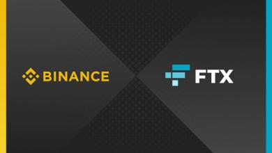 شركة بينانس تستثمر في منصة FTX لتداول مشتقات العملات المشفرة