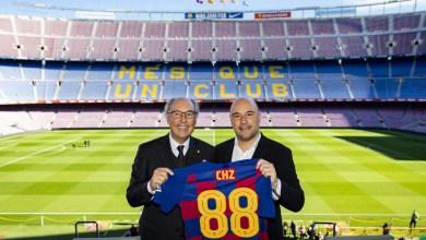 نادي برشلونة يدخل عالم الكريبتو عبر بوابة مشروع Chiliz