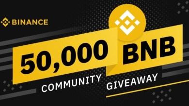 بينانس تكشف عن حملة ترويجية لتوزيع 50,000 من عملات BNB لعملائها... التفاصيل هنا