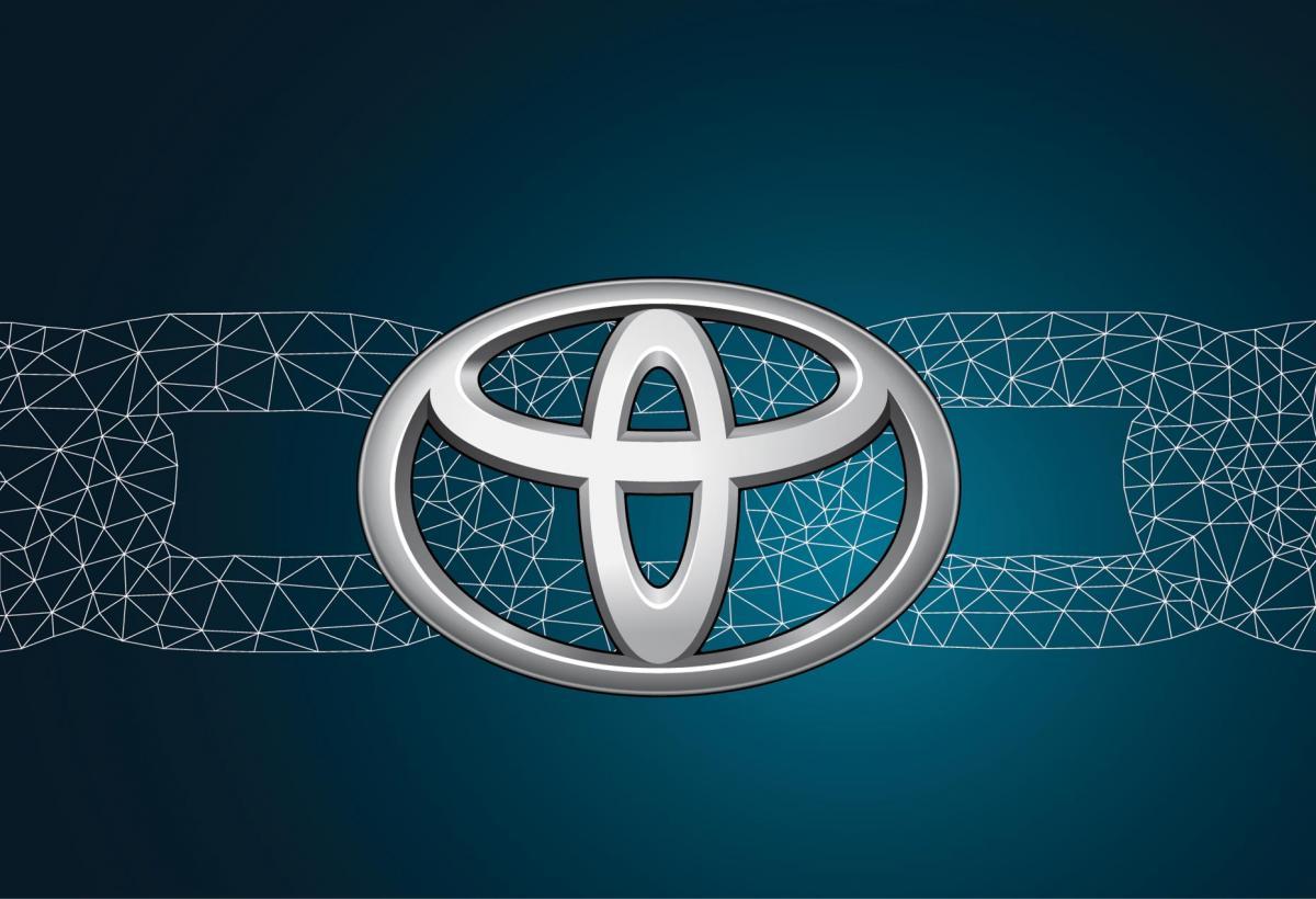 تويوتا تبدأ في تطبيق تقنية البلوكشين وتكشف عن أبرز تطبيقات التقنية في صناعتها