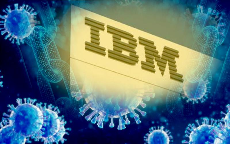 شركة IBM تطلق منصة جديدة قائم على شبكة بلوكشين لمكافحة فيروس كورونا