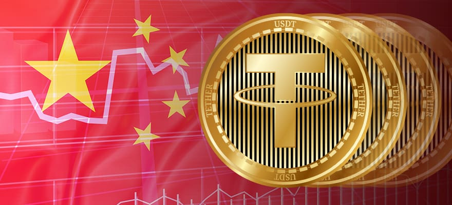 كيف يشتري المستثمرون الصينيون البيتكوين ؟ وما سر ضخ 5 مليار جديدة من التيثر ؟
