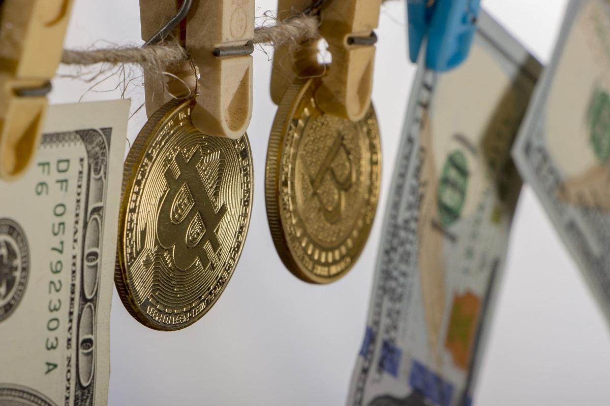 غسيل أموال بقيمة 1.4 مليار دولار عبر منصات تداول العملات الرقمية في 2020