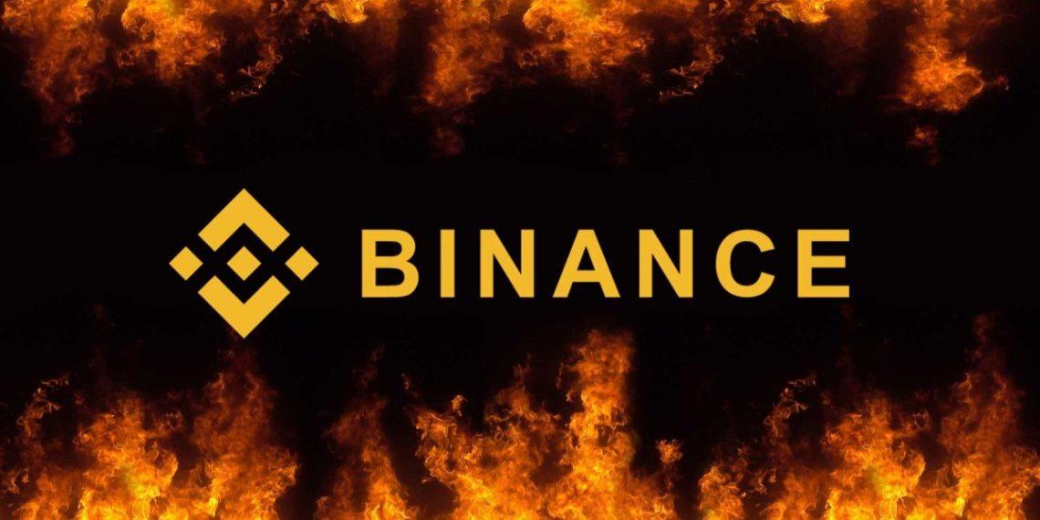 بينانس تنهي أكبر عملية حرق لعملات BNB الرقمية... التفاصيل هنا