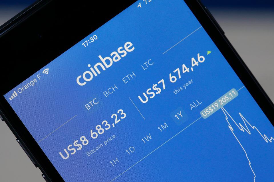 """""""كوين بيس"""" لتداول العملات الرقمية تستعد لطرح أسهمها للاكتتاب العام في السوق الأمريكي"""