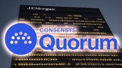 """في توسع استراتيجي... شركة ConsenSys تستحوذ على منصة البلوكشين الخاصة بـ """"جي بي مورغان"""""""