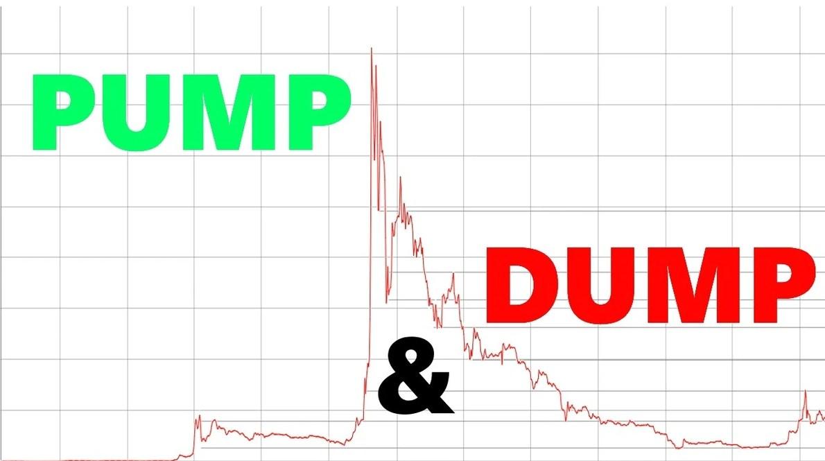معلومات جديدة في عالم التداول حول الضخ والتفريغ (Pump and dump)