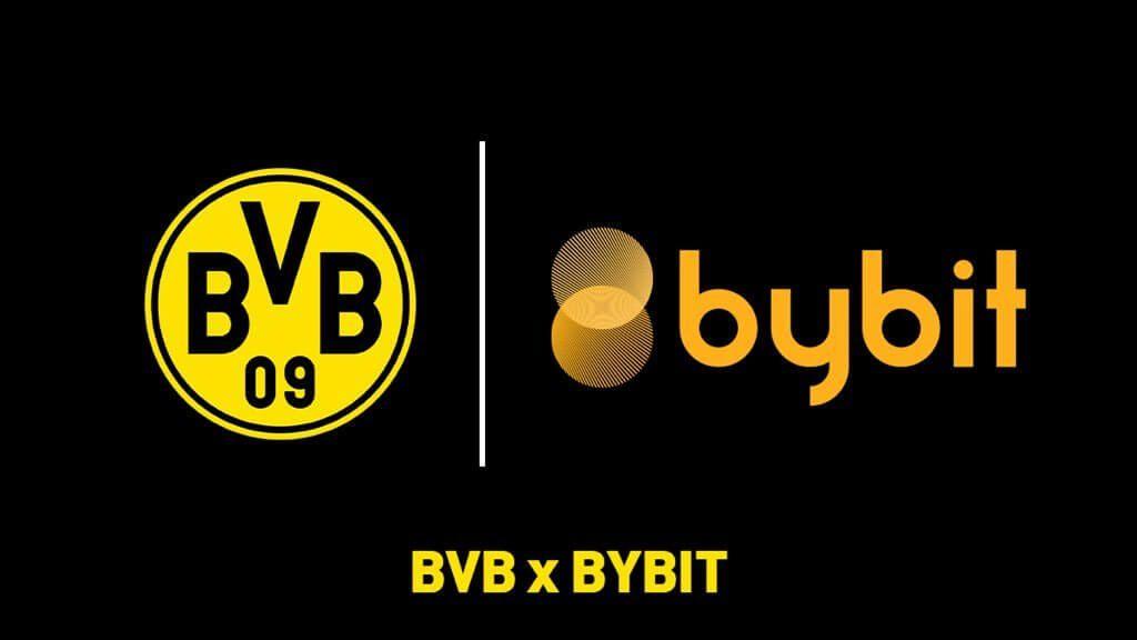 نادي بوروسيا دورتموند ينضم لعالم الكريبتو من خلال الشراكة مع منصة التداول Bybit